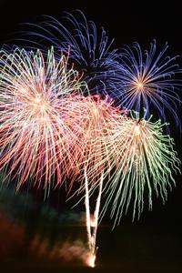 Fireworks blurb
