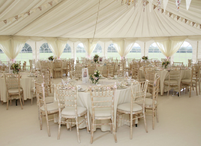 The magic of marquees