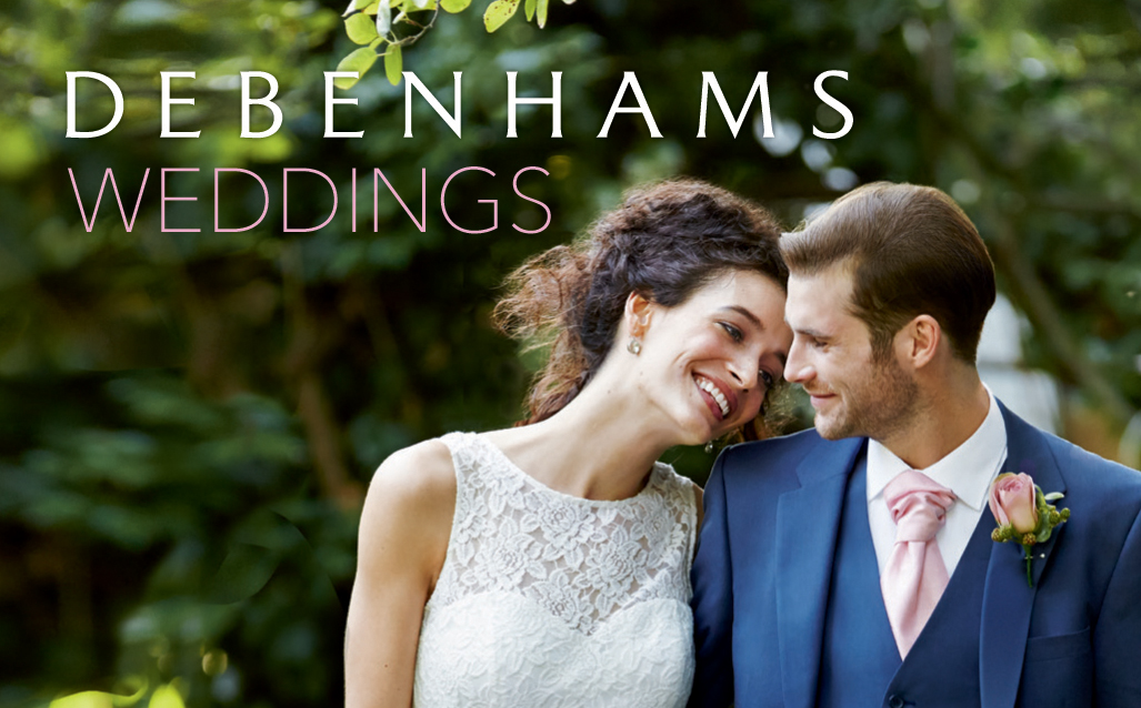 Debenhams Wedding Gift List Online : Wedding Venues, Bridal Boutiques, Flowers, Cakes, Mother of the Bride ...